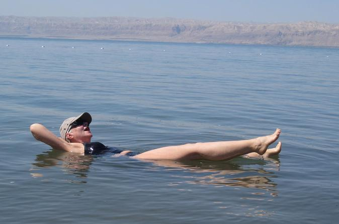 Shore Excursion: Dead Sea Private Tour from Aqaba