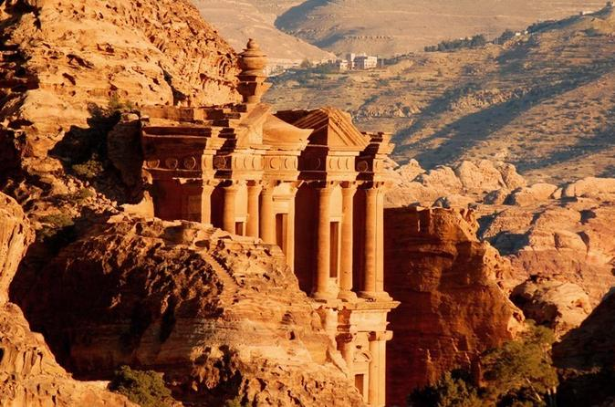 Shore excursion from aqaba private petra sightseeing tour to the in aqaba 295250