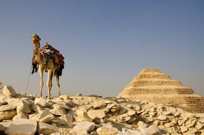 3-Night Cairo City Break with Visit to Pyramids, Sphinx, Egyptian Museum and Ben Ezra Synagogue Ägypten, Afrika
