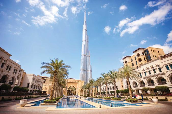 Dubai full day with Burj Khalifa from Dubai