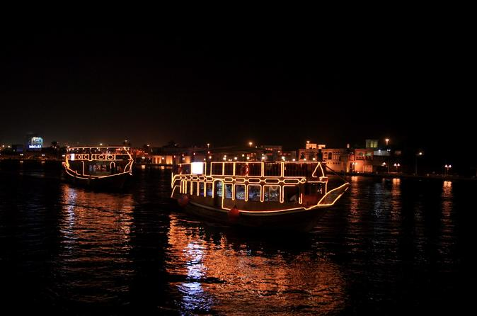 Evening Sunset Dhow Cruise Tour - Muscat