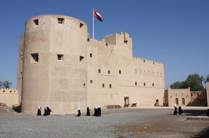 Full Day Nizwa Tour from Muscat (SIC Multilingual)