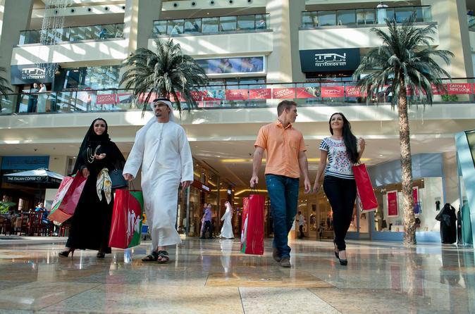 Shopping Tour From Abu Dhabi