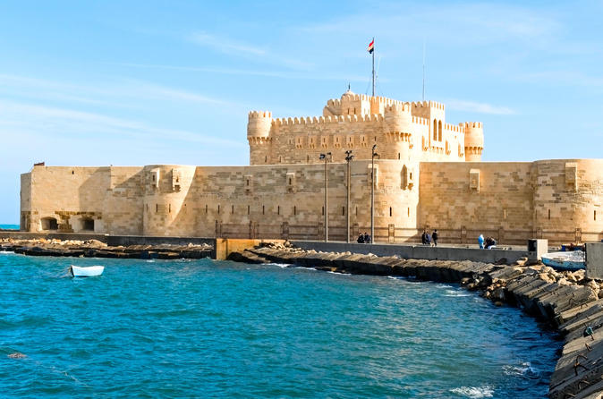 Private Guided Day Tour to Alexandria from Cairo