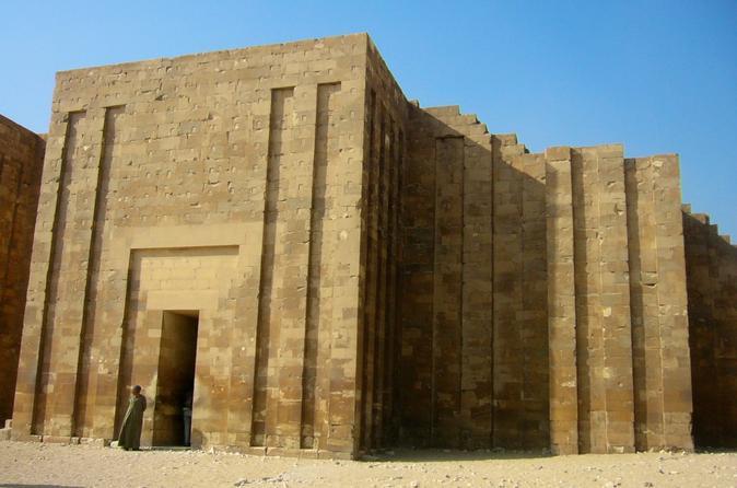 Excursão diurna particular em Dashur, Mênfis e Saqqara saindo do Cairo com guia de excursão particular