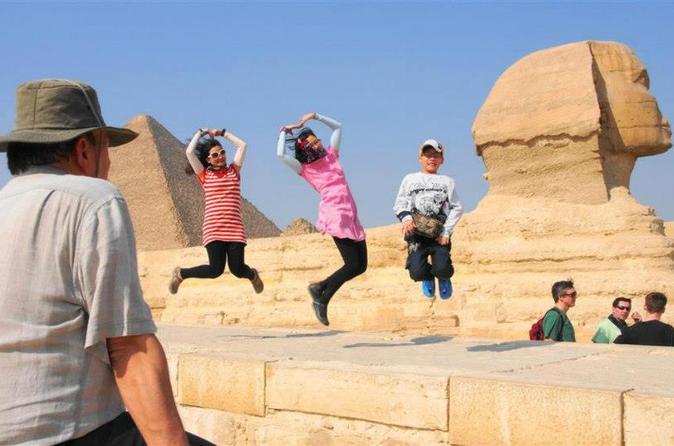 Excursão privada para Saqqara, Mênfis e Dahshur com guia da excursão
