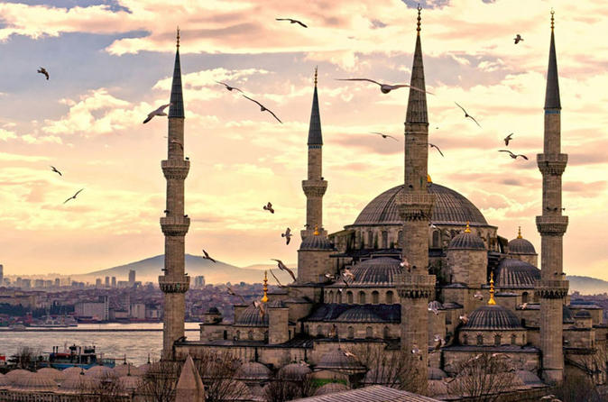 8-Day Discover Turkey Tour: Istanbul Cappadocia Ephesus Pamukkale