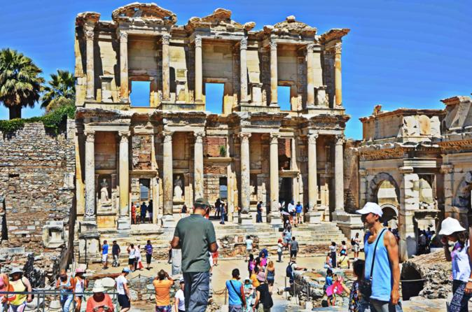 Day tour: Ephesus, House Of Virgin Mary and Temple of Artemis Tour From Istanbul