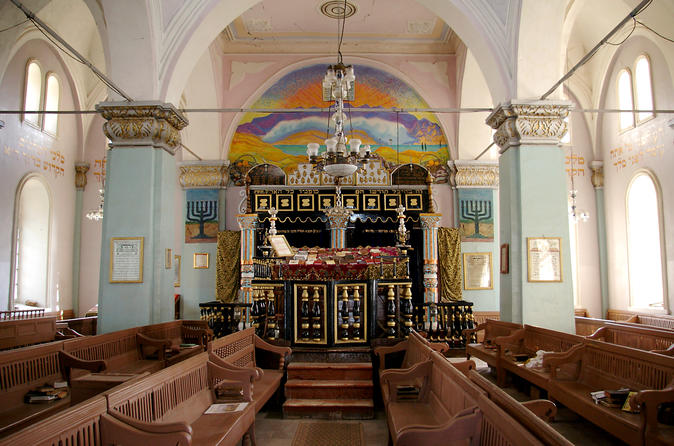 Full-Day Private Istanbul Jewish Heritage Tour