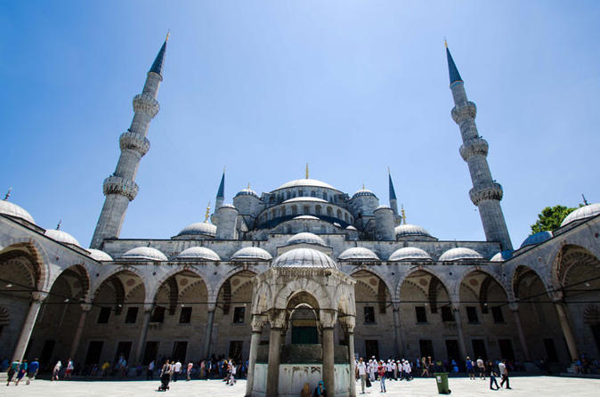 Private istanbul cruise shore excursion