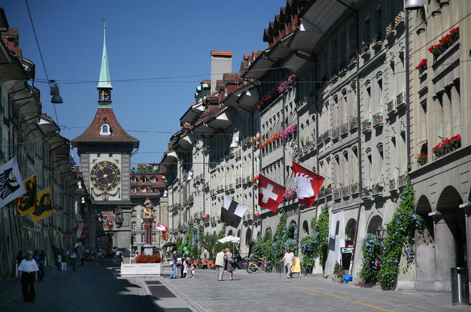 4 hour private guided tour of bern in bern 257158