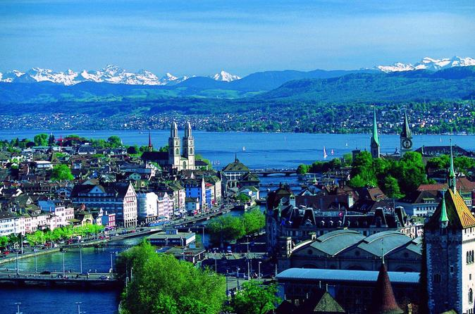 4 hour zurich city tour with private guide in zurich 203867
