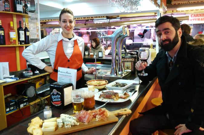Madrid Food Small-Group Walking Tour