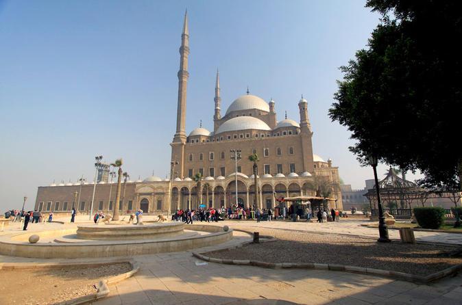 Excursão de um dia particular: cidade do Cairo