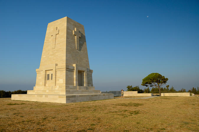 Troy and Gallipoli Tour from Istanbul for 2 Days and 1 Night