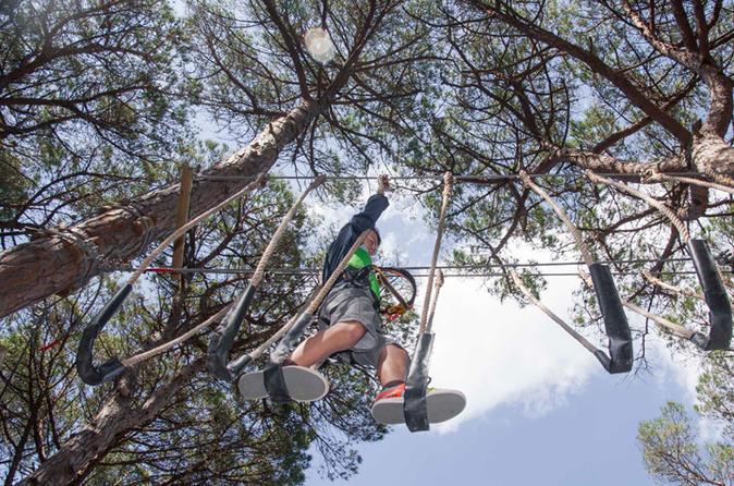 Costa brava adventure park pack 2 blue courses in pals 206990