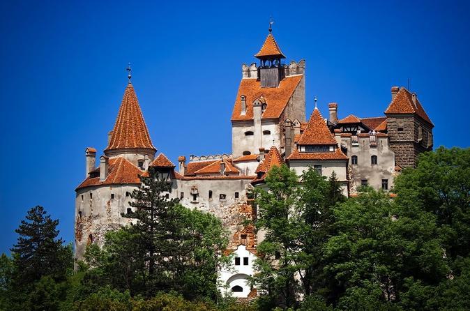 Castelos da Transilvânia: Viagens particulares de um dia saindo de Bucareste