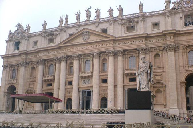 Rome and Vatican full day tour