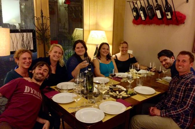Small-Group Tour: Dine and Wine Evening Culinary Tour