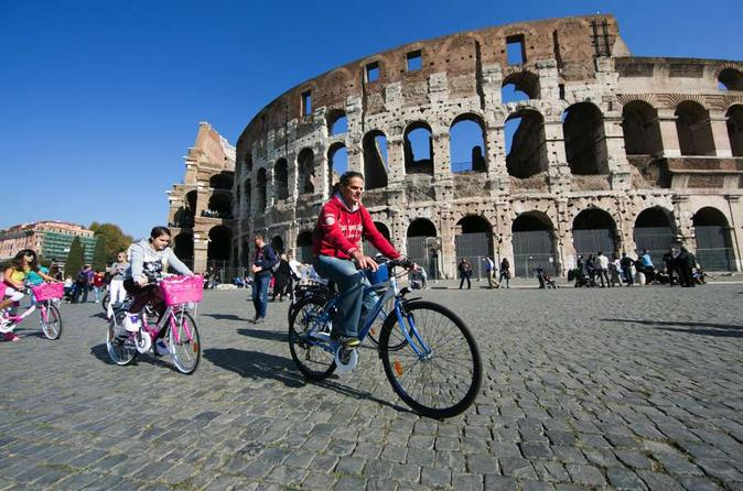 Rome Full-Day Bike Rental