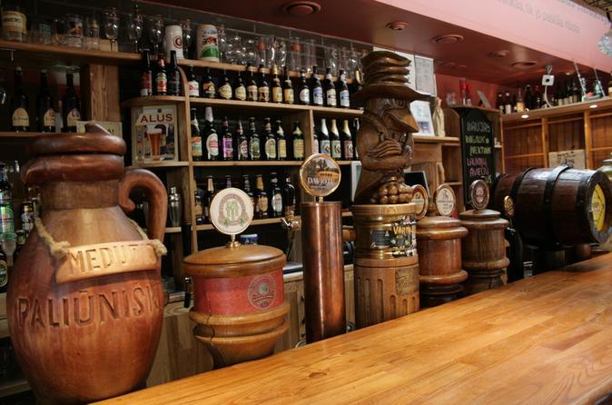Private tour vilnius beer experience in vilnius 200001