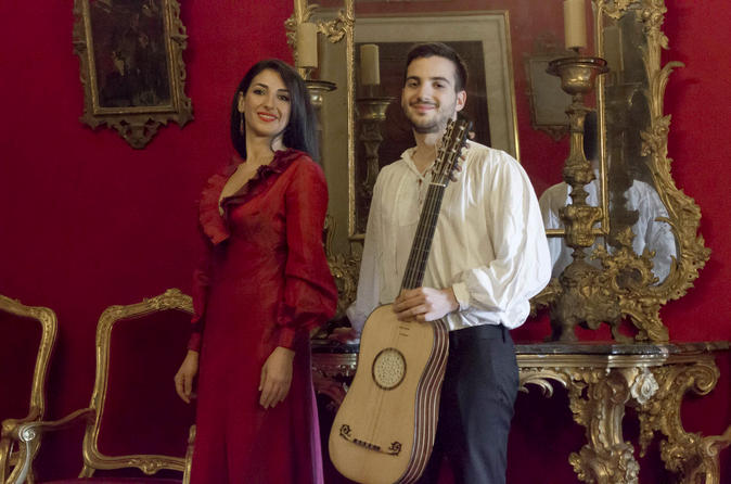 Special Concert Featuring Renaissance and Baroque Music Including Tour Of Villa Del Principe