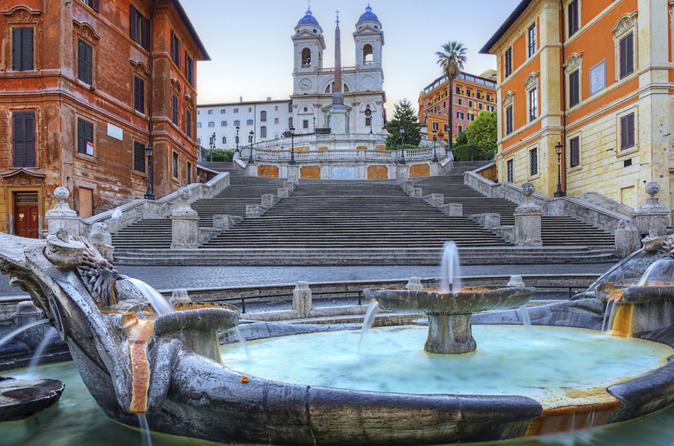 Rome City Private Walking Tour