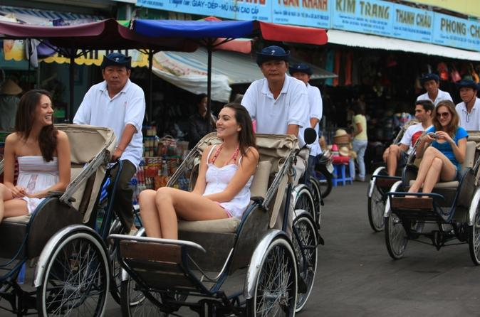 Full-Day Nha Trang City Tour by Cyclo