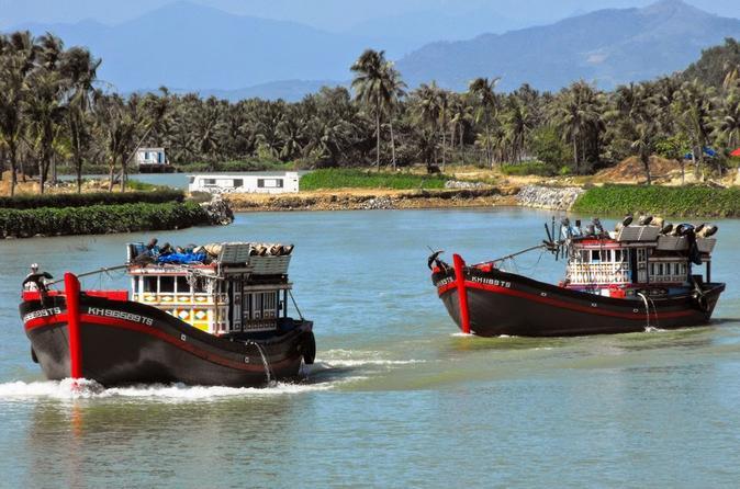 Nha Trang Day Trip to Cham Po Nagar Including Cai River Cruise and Spa