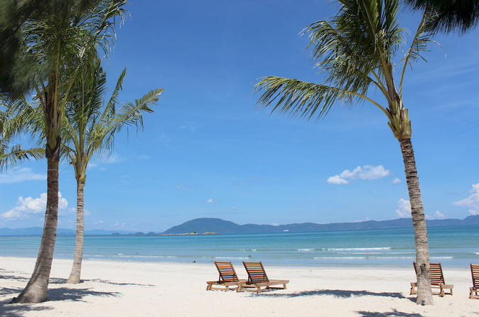 Nha Trang Day Trip to Doc Let Beach and Po Nagar Cham Including Spa