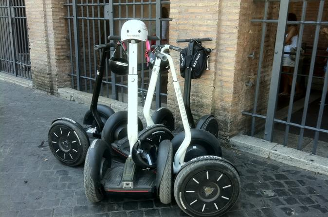 4-Hour Small Group Segway Rome Tour