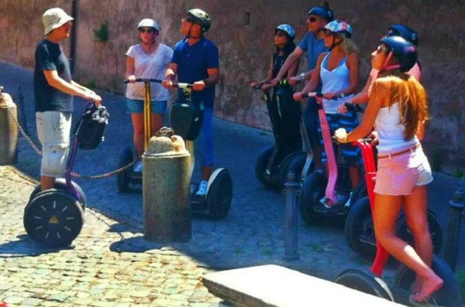 All Rome Segway Tour