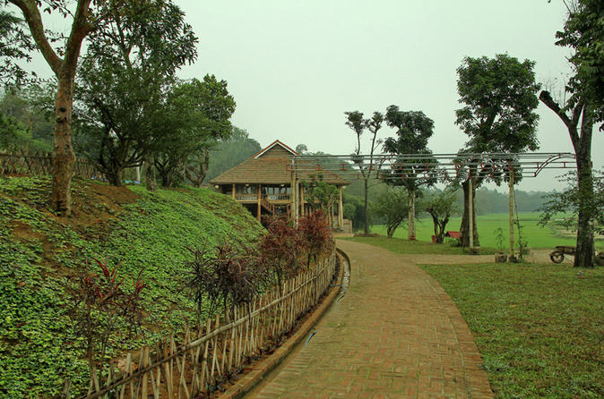 Vietnam Countryside Homestay Experience from Hanoi