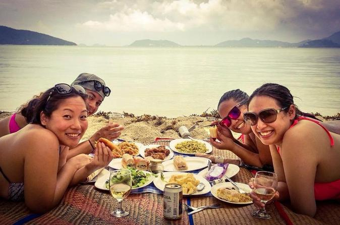 Private Beach Picnic in Koh Samui