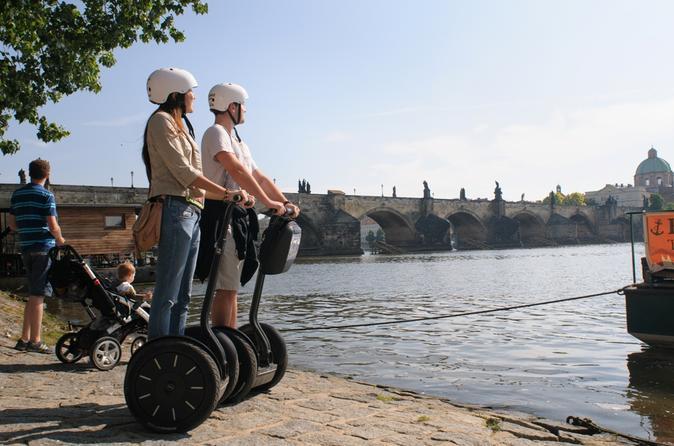 Prague Segway Morning Tour to Petrin Hill