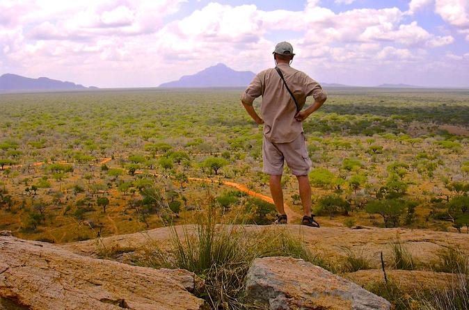 13-Day Kenya Safari: Meru and Aberdare  National Parks, Samburu, Ol Pejeta and Solio Reserves and Masai Mara
