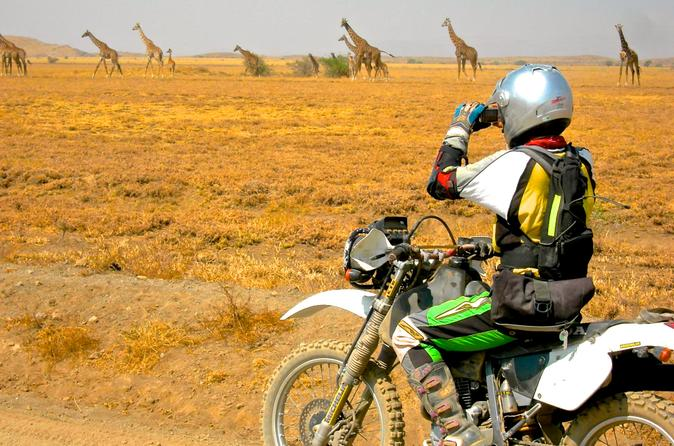 7-Day Motorcycle Tour from Kilimanjaro