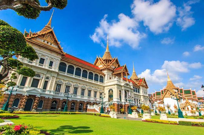 Privat geführte Tagestour Bangkok und Umgebung