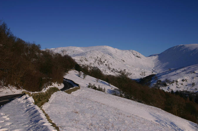 Full-Day Winter in the Lake District Private Tour from Windermere