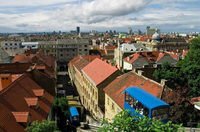 Zagreb Upper Town Walking Tour