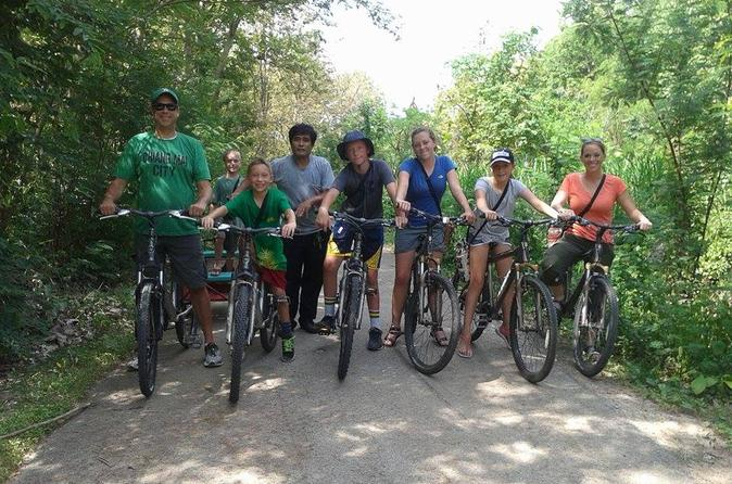 Private Day-Trip: Cycling and Trekking in Chiang Mai Countryside Thailand, Asia