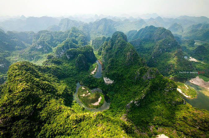 Hanoi - Hoa Lu Ancient Capital - Tam Coc  Full Day