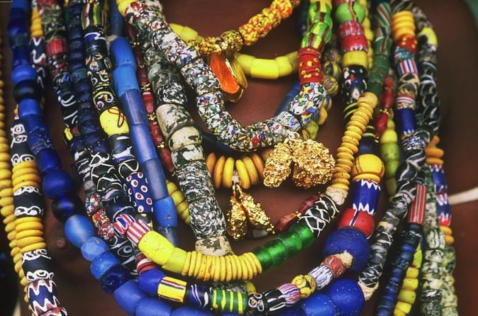 Accra Shore Excursion: Krobo Glass Beads Tour