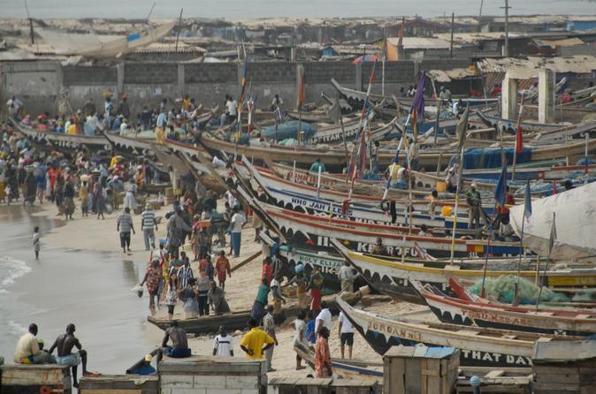 Accra Shore Excursion: Tour of Accra