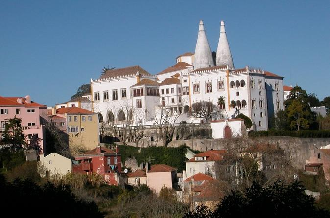 Lisbon and Sintra Highlights Private Tour