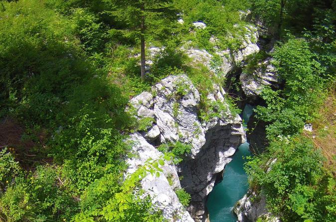Adventure trip kranjska gora bovec bohinj from bled in bled 277077