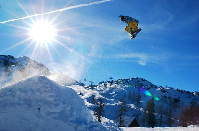 Vogel Ski Center: Full Day Snowboarding with Instructor
