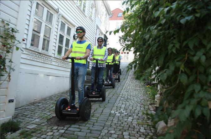 Segway Experience in Bergen
