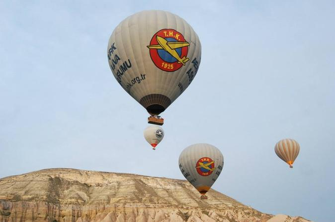 Day Tour of Cappadocia From Nevsehir