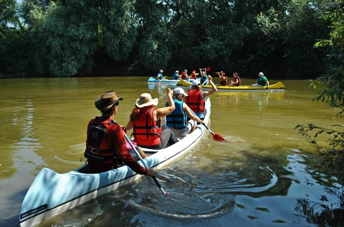 Canoeing day trip from targu mures in t rgu mure 190906